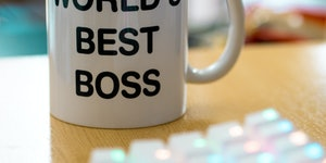 You don't have to be a boss to stay healthy on the job