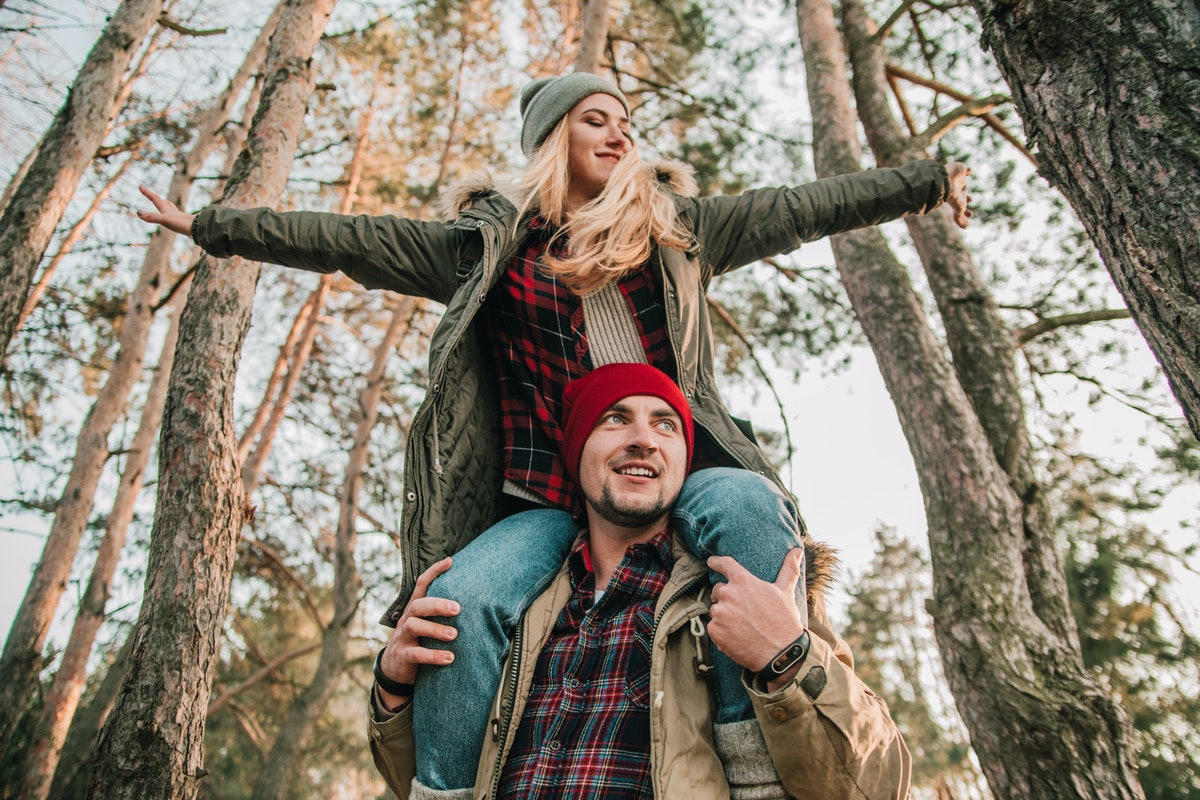 ISFP is one of the most adventurous Myers-Briggs personality types.