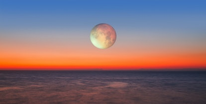 The January 2020 lunar eclipse full moon is taking place in the water sign Cancer.