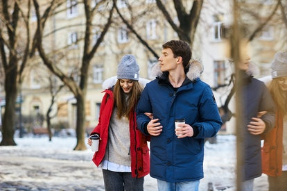 Create your own walking tour for V day.