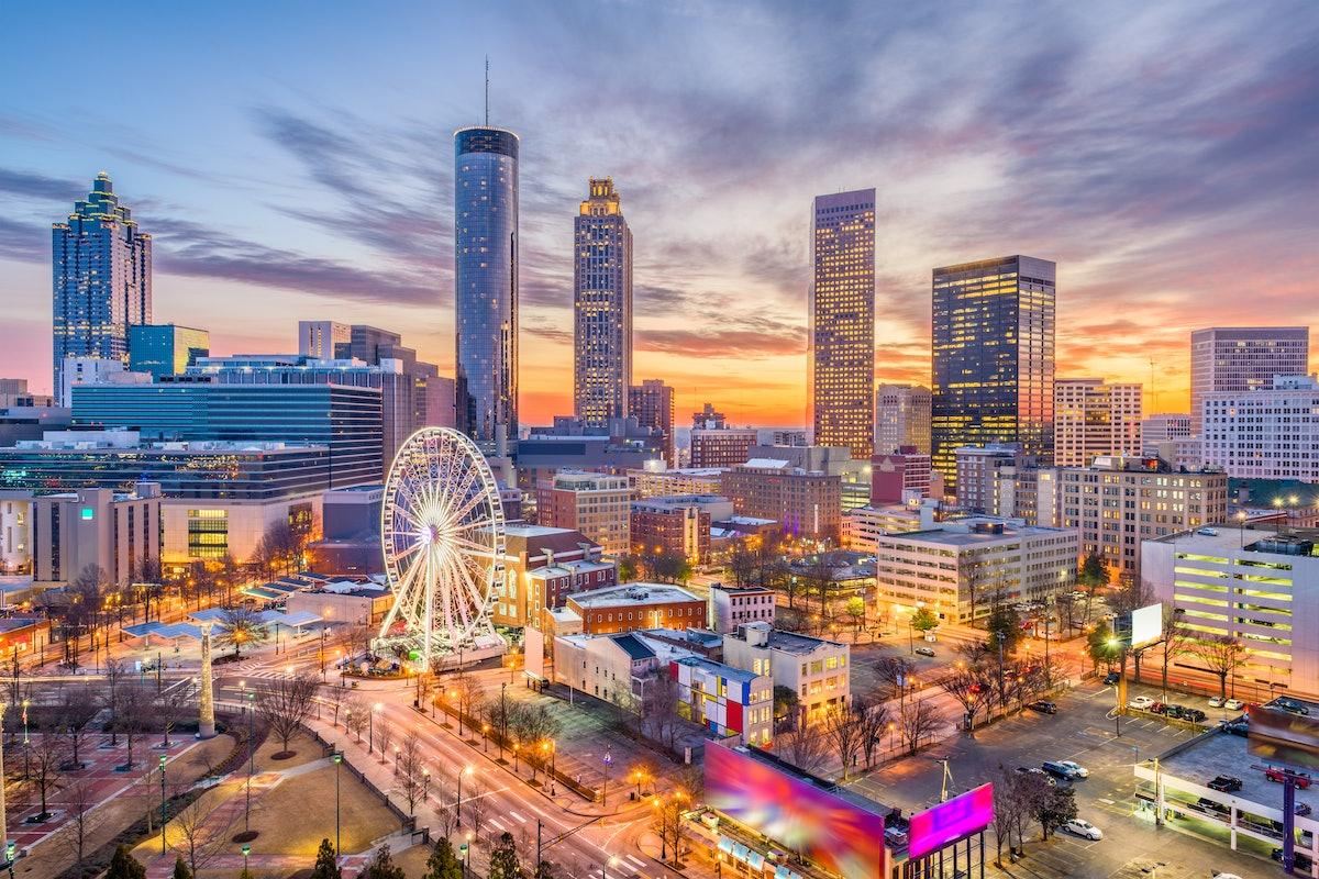 JetBlue's 2020 Winter Flight Sales includes cheap fares to Atlanta.