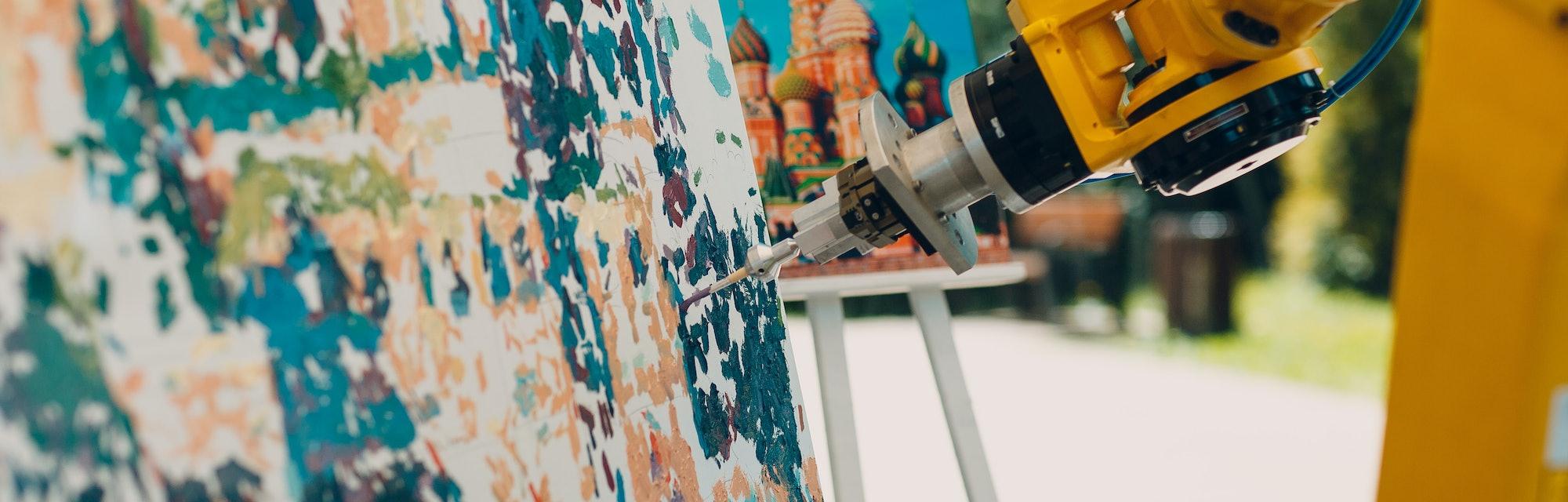 Robot painter