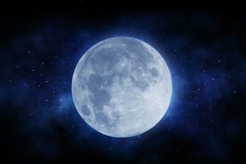 The upcoming August 2021 full moon will be a seasonal blue moon.