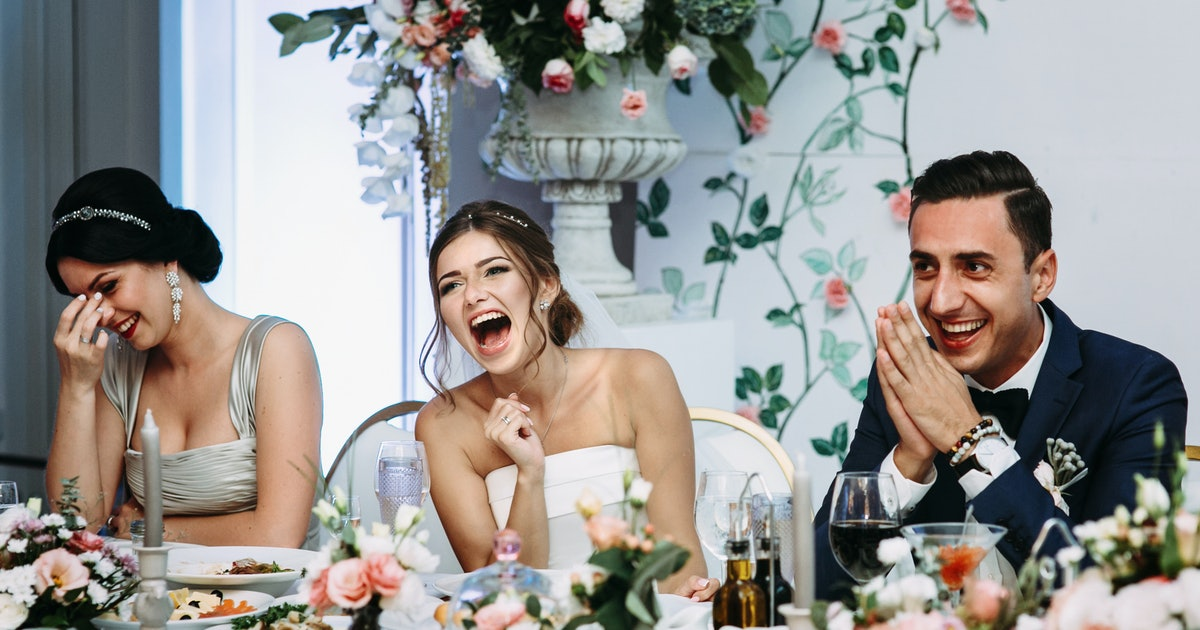 Don't Be Nervous, Here's What To Say In A Maid-Of-Honor Toast