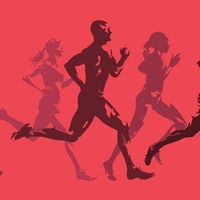 Study of 14,000 runners reveals surprising link between pro athletes and beginners