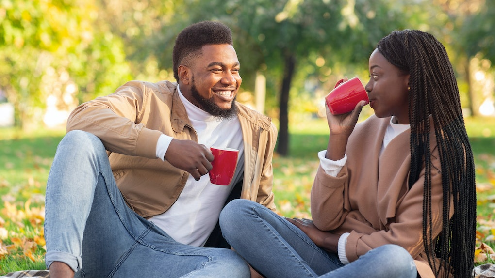 Look out for these signs your date is nervous around you.