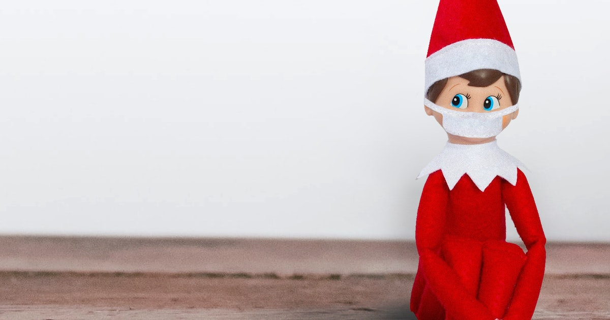 Where To Buy Face Masks For Elf On The Shelf