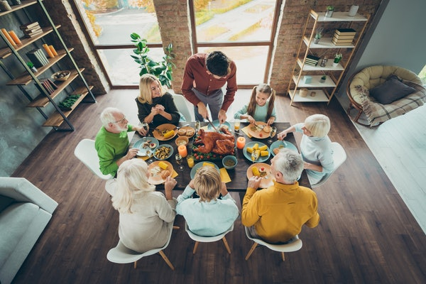 You may want to cut down on your Thanksgiving guest list or opt for a virtual celebration this year.