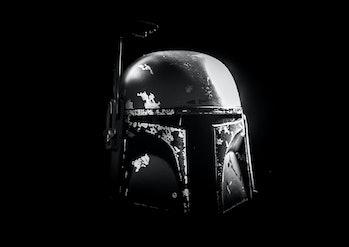 The Dented Helmet