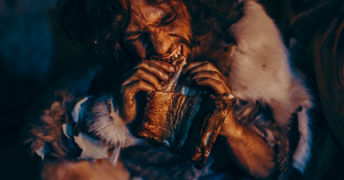 Neanderthal gut microbiome debunks 1 big myth about paleo diets