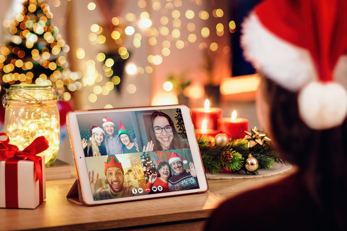 Here are 12 Christmas games to play on Zoom.