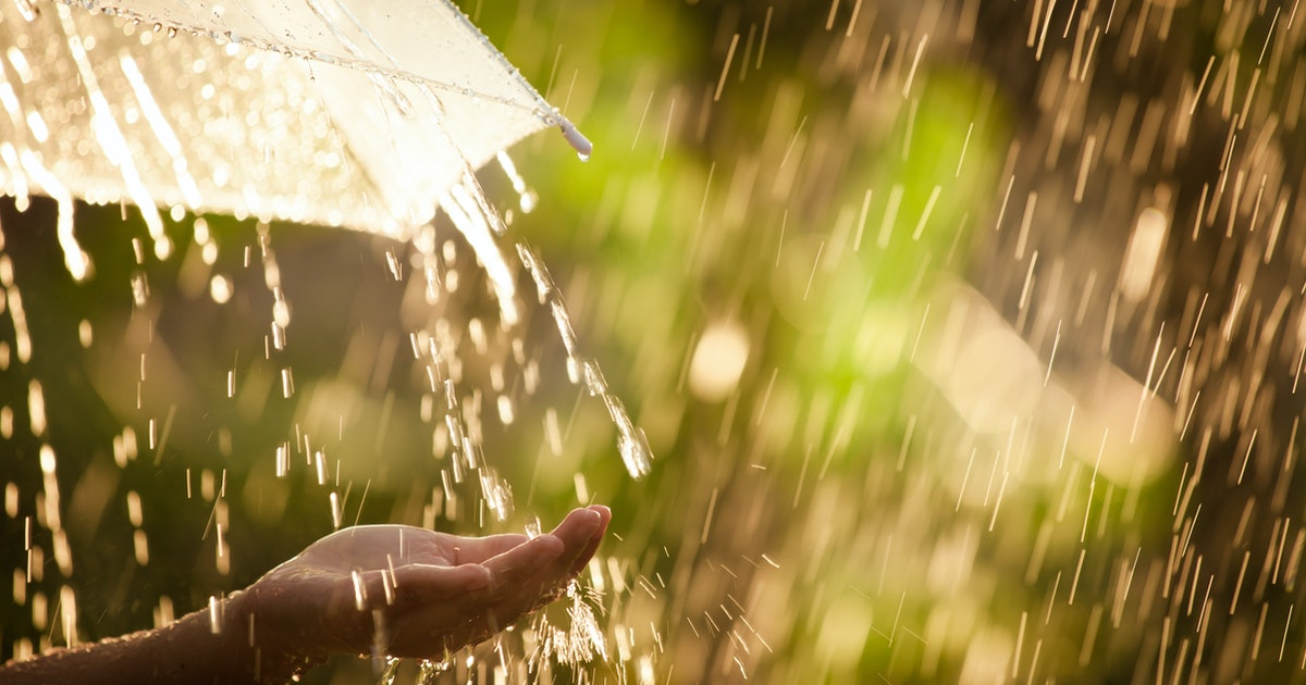 Scientists may have discovered a new way to turn rain into electricity