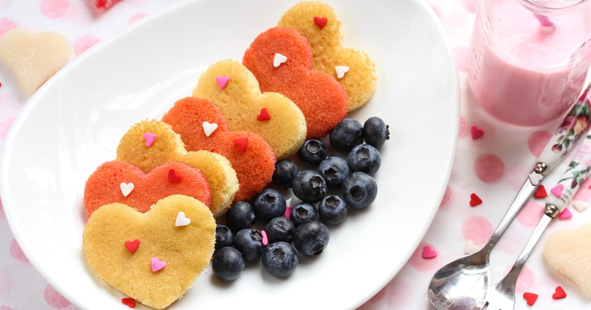 14 Valentine's Day Breakfast Recipes The Whole Family Will Love