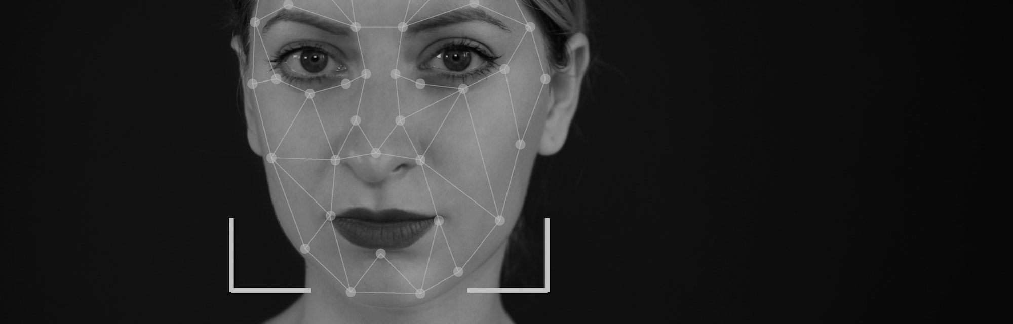 Face Recognition of a woman