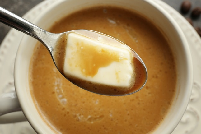 Butter is an unexpected but valuable coffee additive.