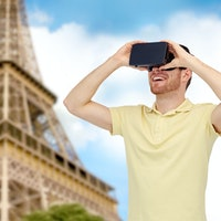 Traveling the world is going to get very easy, thanks to VR