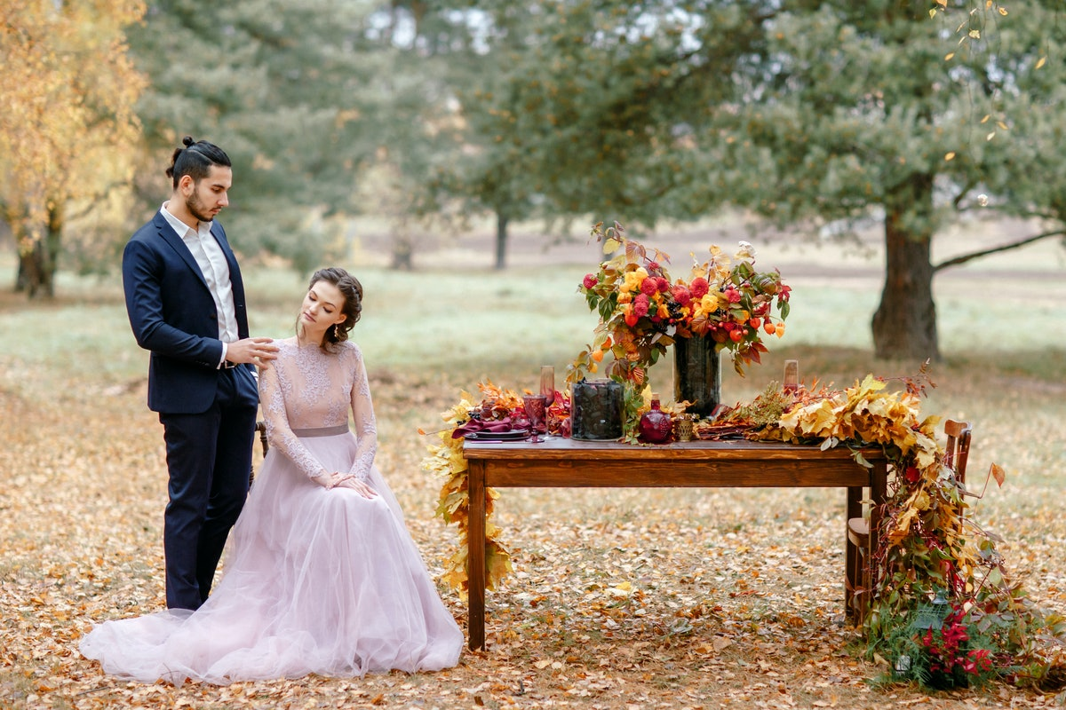The most popular wedding date of 2020 has a numerical pattern — a new trend.