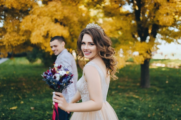 The most popular wedding date of 2020 is October 10.