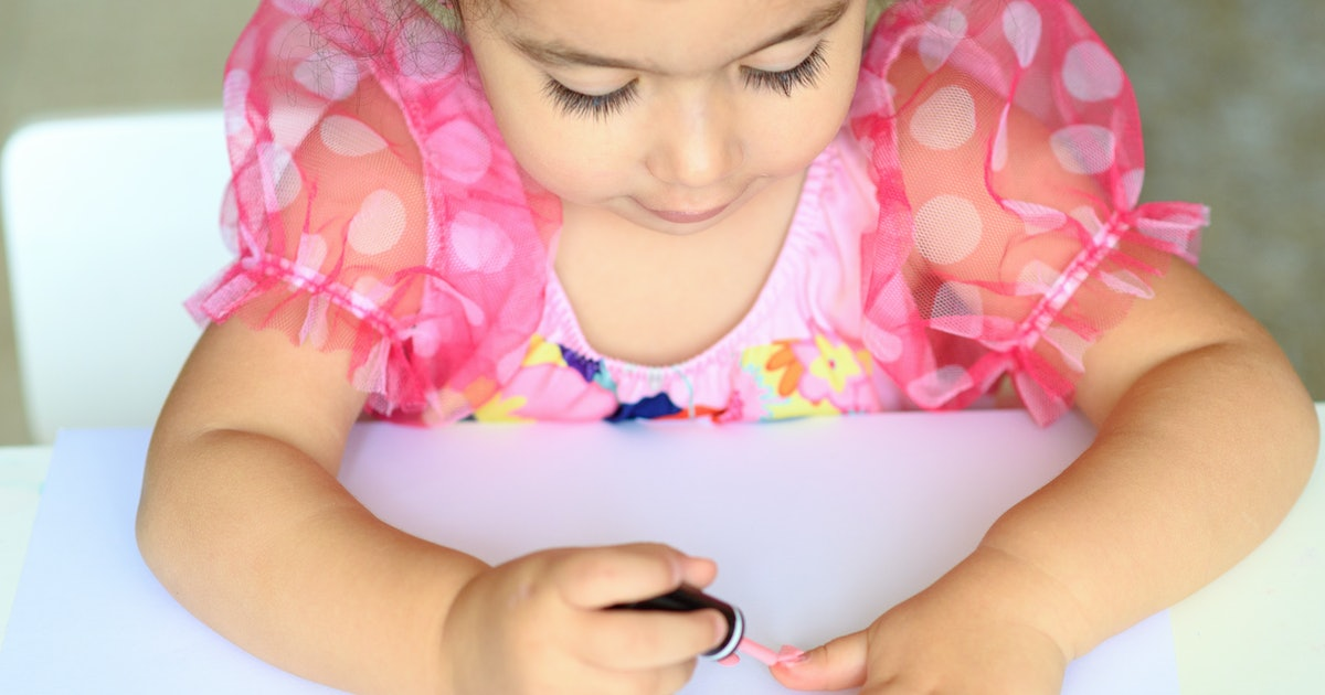 Is Nail Polish Safe For Toddlers? Read This Before Your Mommy & Me Mani-Pedi