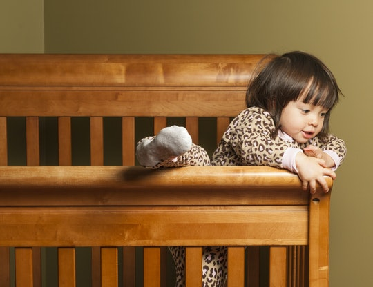 Experts say keeping your toddler from climbing out of their crib just requires some forethought.