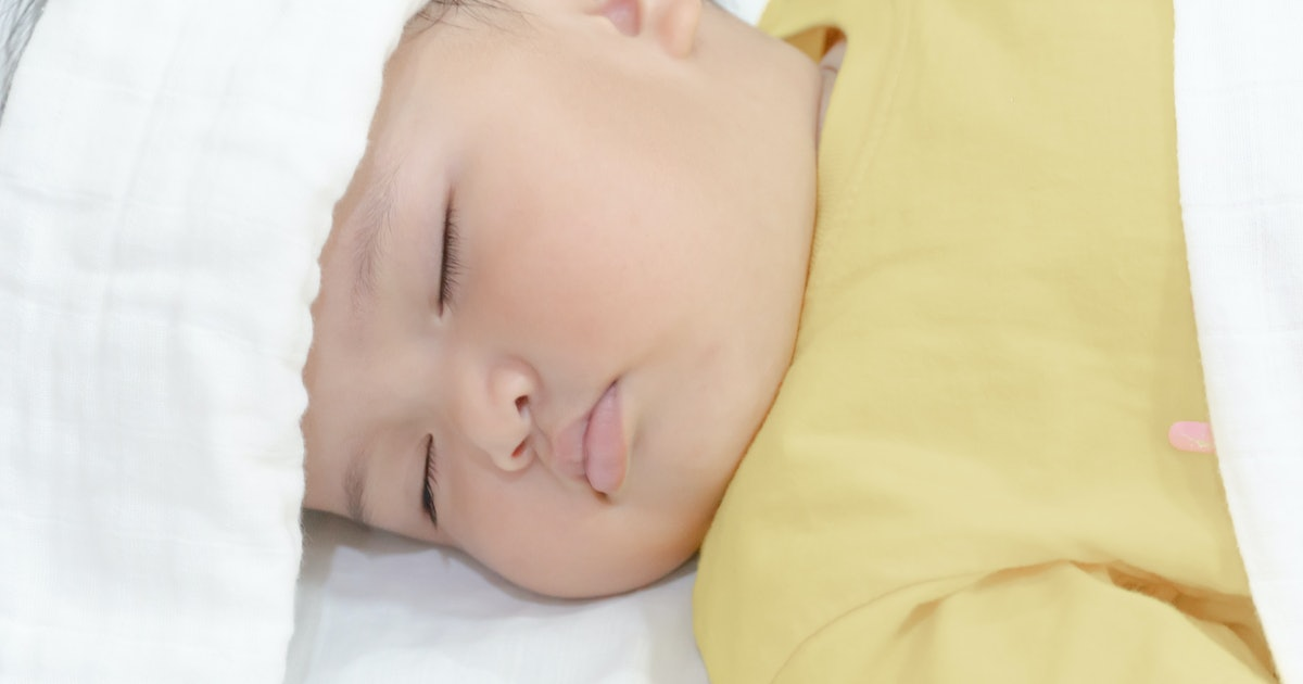 Do Babies Sleep More When They're Sick? Because You Could Use A Nap, Too