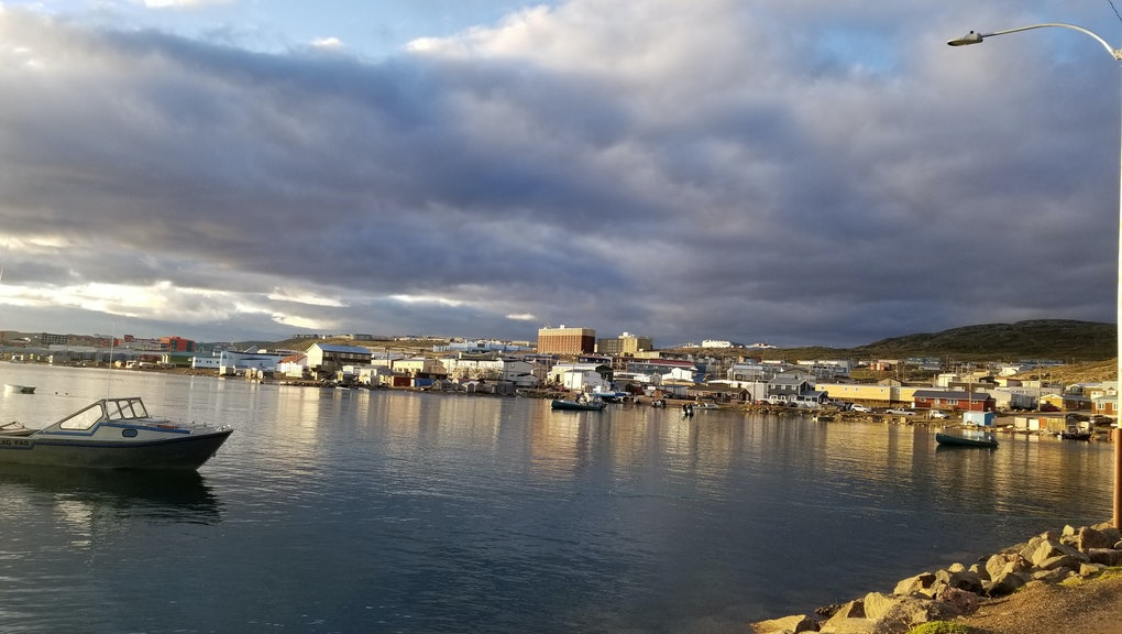 Temperatures are warming faster in the Arctic than anywhere else in the world. Water and sewer pipes in Iqaluit, Nunavut, are cracking during the winter as the ground shifts.