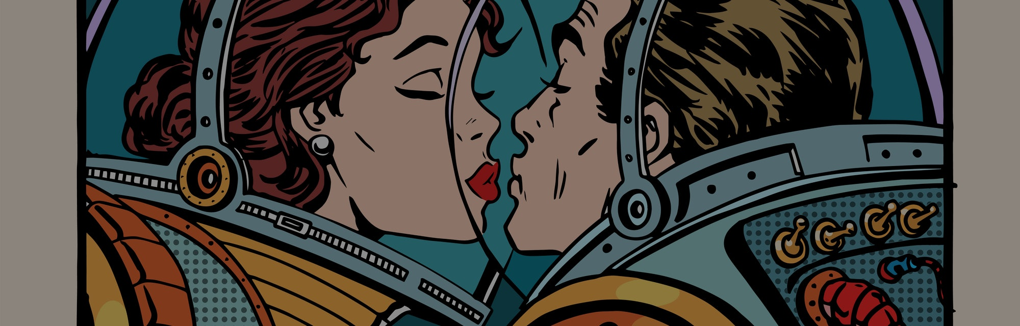 As plans for space exploration expand, how will sex and desire be addressed in these larger, longer missions?