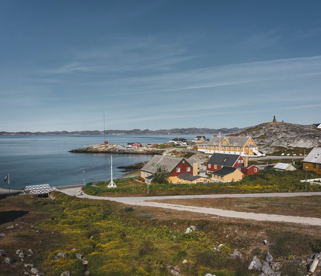 Climate warming could extend the growing season in Nuuk, Greenland, by two months by the end of the 21st century.