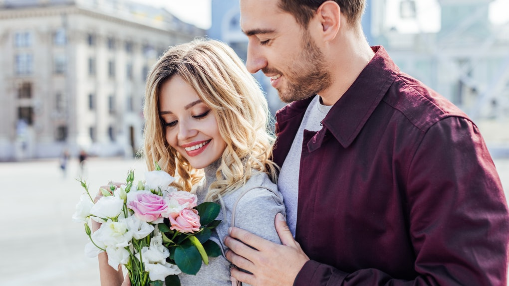 The Myers-Briggs personality types who love cheesy romantic gestures tend to be Intuitive Feelers.