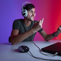 """How """"rage quit"""" became the most relatable gamer emotion"""
