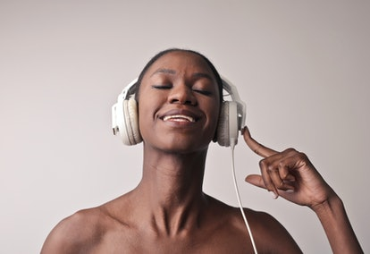 Podcasts require your full attention where as music can be passively enjoyed.