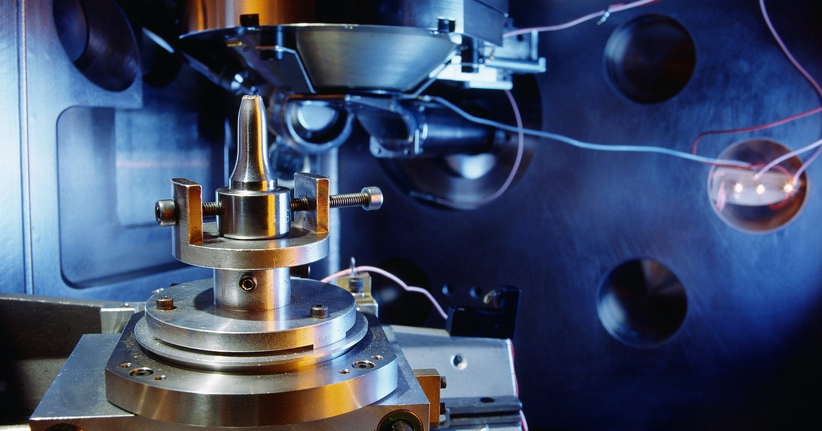 Want to watch atoms move? A new device lets microscopes capture video