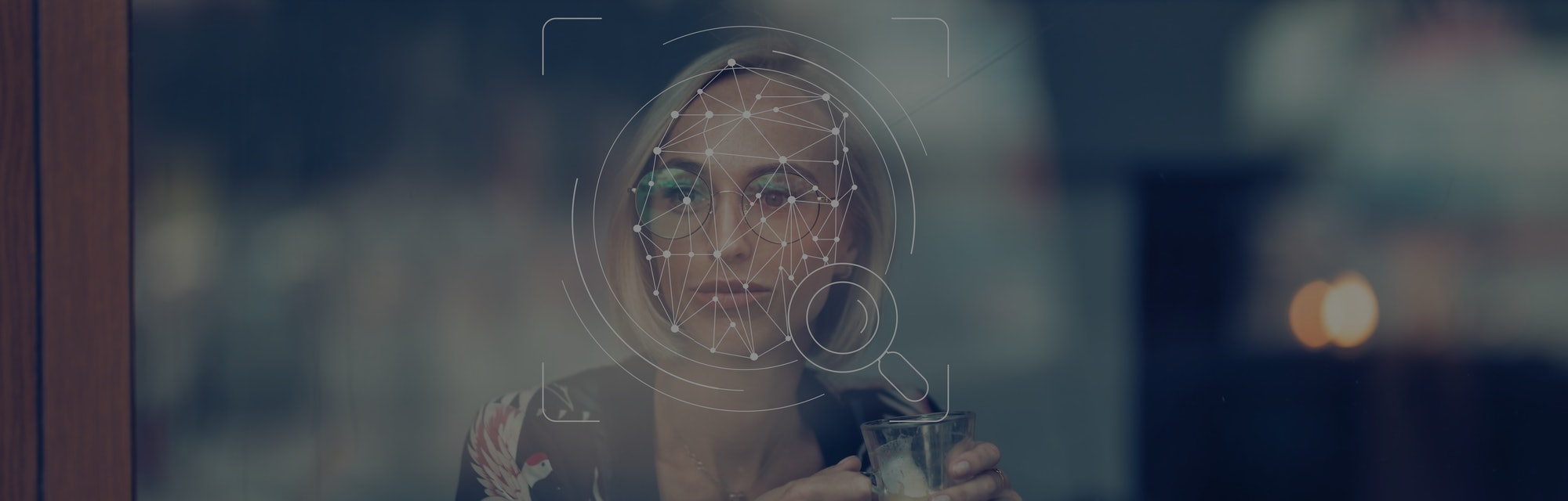 Face ID technology facial recognition use in biometric security for phone or mobile scanning detection. Smart artificial intelligence facial recognition for identity verification used data protection.