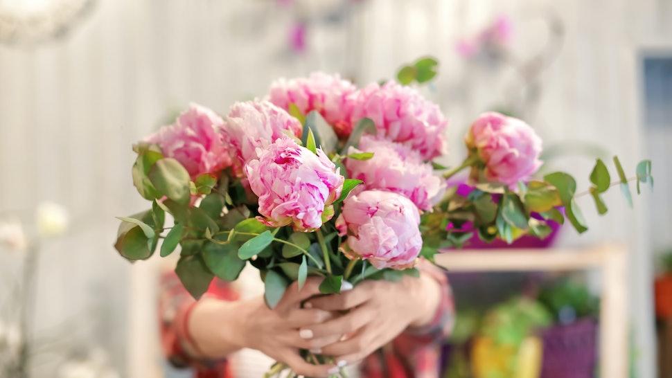 Last minute flower arrangements