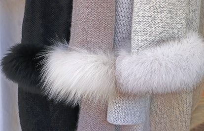 Some fur brands are using technology to create more sustainable faux options