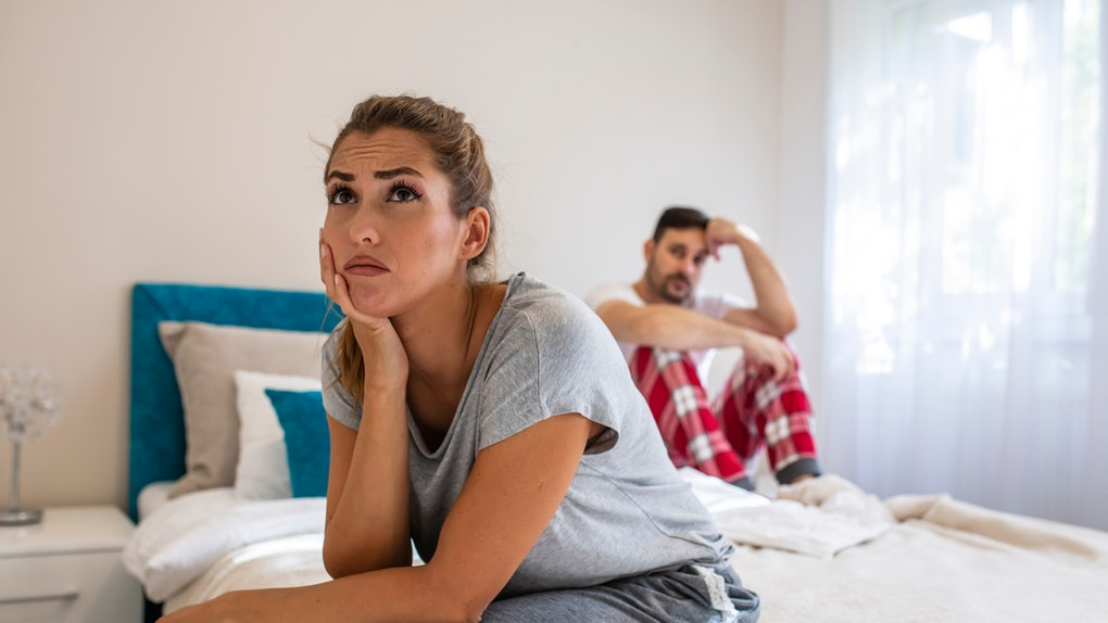 Look out for these common signs your parents' divorce is affecting your love life.