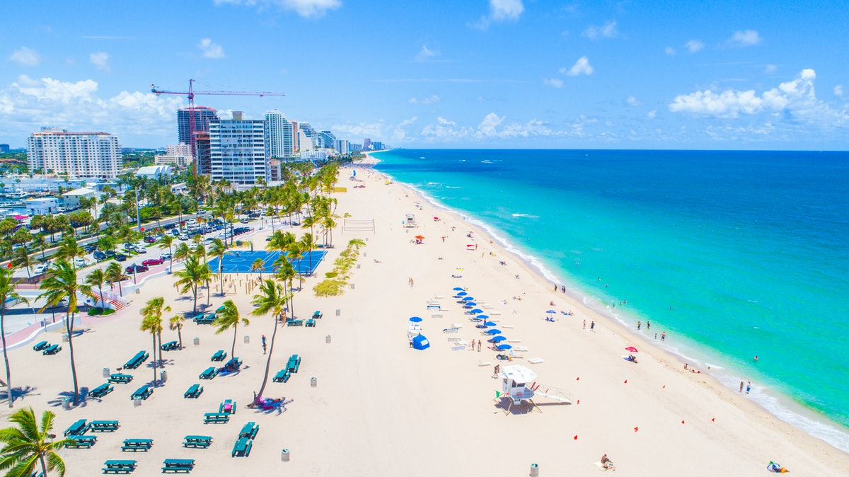 JetBlue's Spring 2020 Flight Sale offers $49 flights to Fort Lauderdale from Chicago and Cleveland.