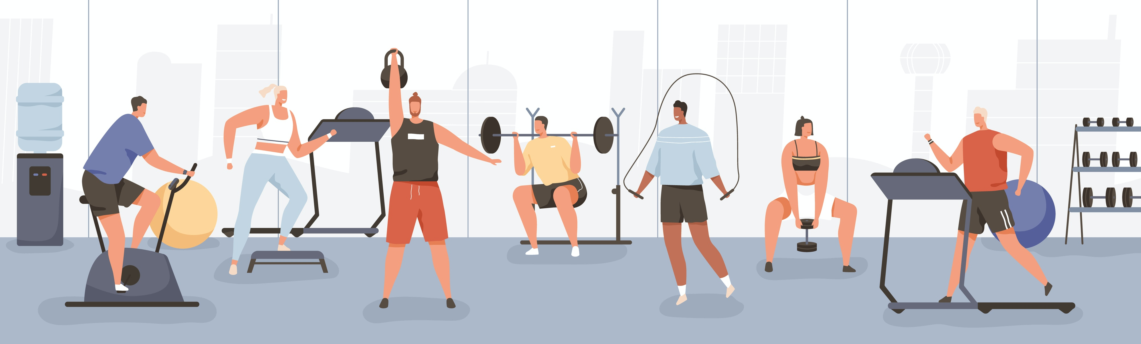 Exercise In The Time Of Coronavirus How To Work Out Safely In A Pandemic