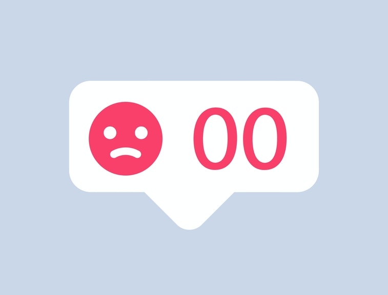 Smile icon, web symbol. Number 00. Social media concept. Vector illustration. EPS 10
