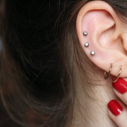 What to expect before a cartilage piercing, according to experts.