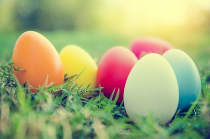 Experts recommend social distancing through Easter festivities, too.