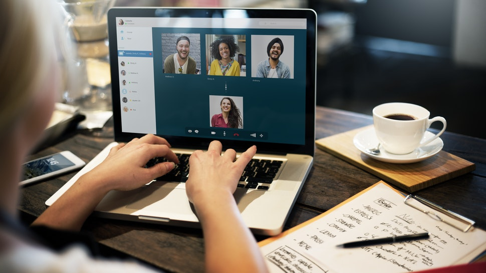 With coronavirus-related closures, many workplaces are using video conference platform like Zoom to resume meetings.