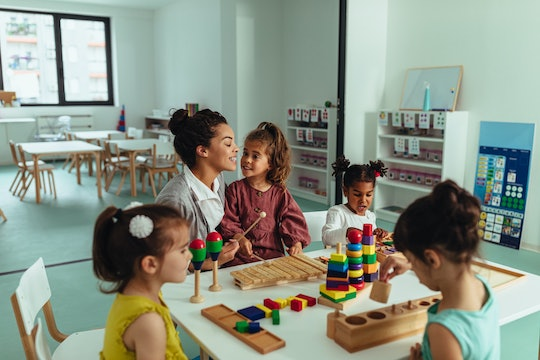 Day care centers should close soon to continue social distancing.