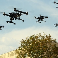 Research shows we're not prepared for drones being used for terrorist attacks