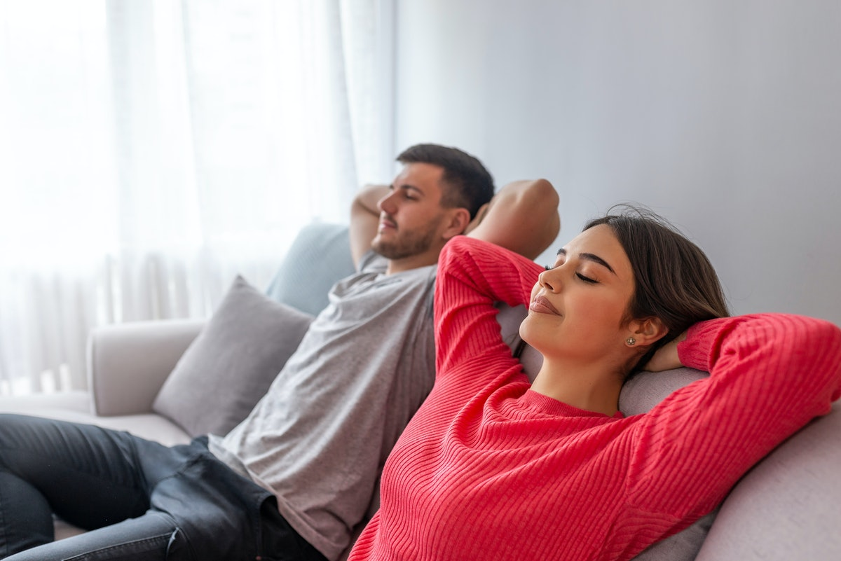 Want some new routines to start with your partner while isolating together? Try a daily meditation.