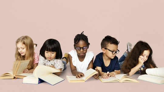 A group of kids reading is a group of kids exploring and imagining and learning.
