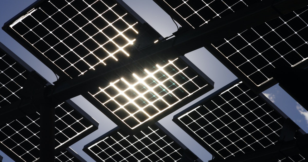 Solar panels may be much worse than we thought