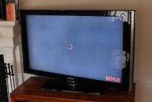 Netflix loading screen