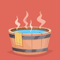 Taking one hot bath a day lowers the risk of 3 deadly diseases — study