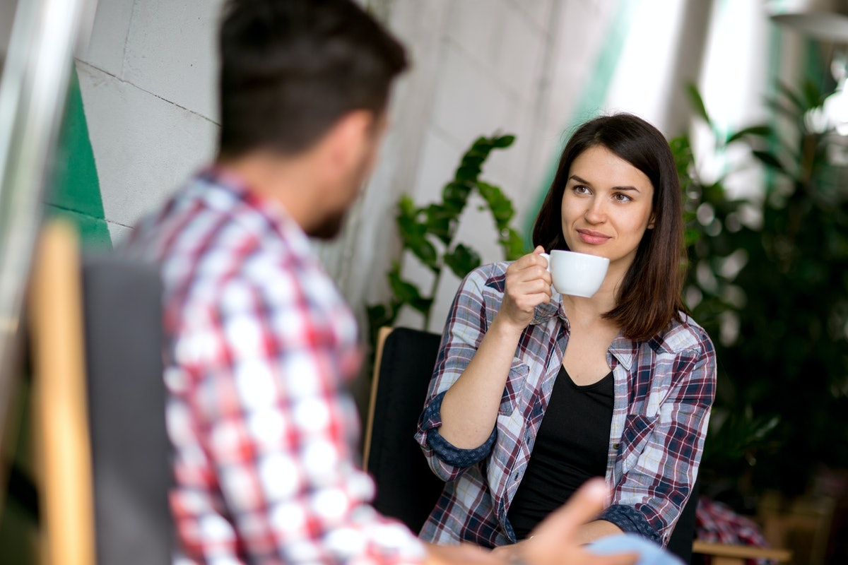 If you didn't feel a physical attraction on a first date, it may be because you have preconceived no...